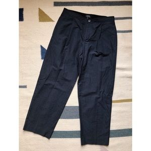 A.P.C. Navy Trousers - Beautifully Tailored